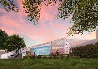 NGV Pavilion