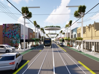 Re-imagining Sydney Road
